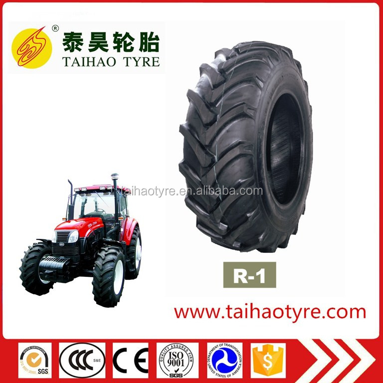 Top 10 tyre brands tractor tyre 600-14 agricultural tyre for wholesales market deep tread R-1