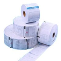 ATM Or POS Paper Rolls