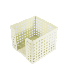 Gratis Monster Supply Office Sliver Bureau Metalen Mesh Desktop Cube Vierkante Papier Post it Note Clip <span class=keywords><strong>Houder</strong></span> Notitieblokken Memo <span class=keywords><strong>houder</strong></span>