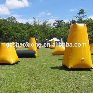 China manufactures Inflatable paintball Inflatable paintball bunkers with high quality