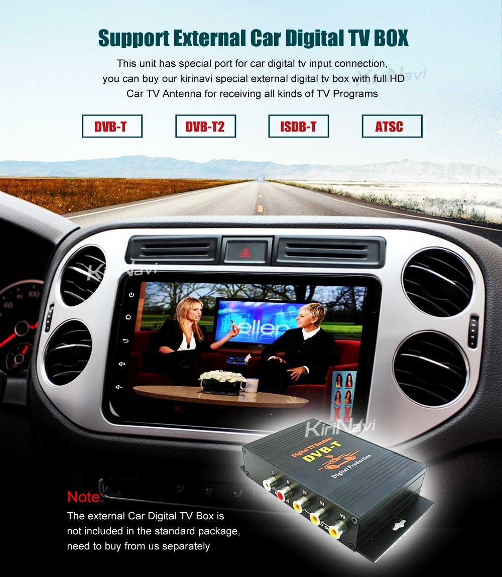 Kirinavi Wc-fe8020 8 Core Android 6.0 Stereo For Ford For Ecosport ...