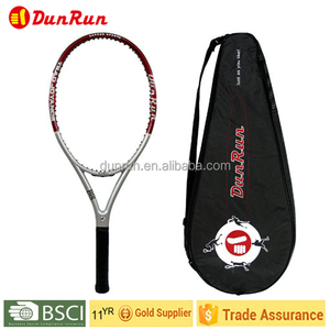 PU Grip Carbon Fiber Tennis Racket