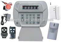GSM burglar alarm systems for home and business properties protection