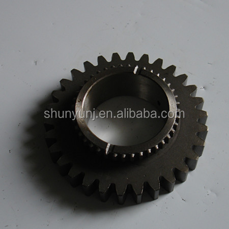 Transmisson second gear in tractor gearbox parts