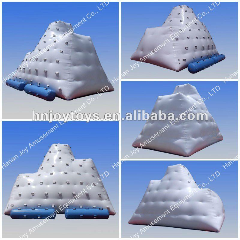 Interesting Inflatable Iceberg Water Toy