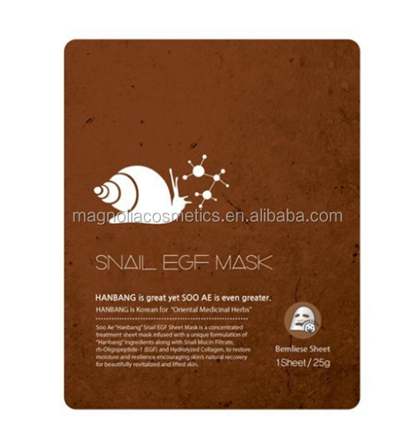 Best Sale Snail Essence Collagen Facial Mask