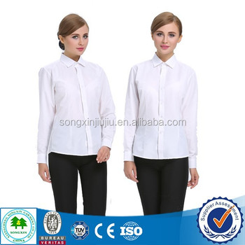 2015 new stytle office uniform designs for women ladies for Office uniform design 2015