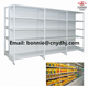 Supermarket shelf price steel display system supermarket rack