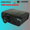2200 lumens hd led 3d projektor for TV pc/laptop xbox wii dvd