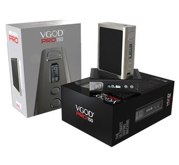 Elego New Brand Vgod 150w Box Mod Pro,Ni,Ss,Ti,Mech,Wattage Mode Vgod  Pro150 - Buy Vgod 150w Box Mod,Vgod 150w,Vgod Pro150 Product on Alibaba com