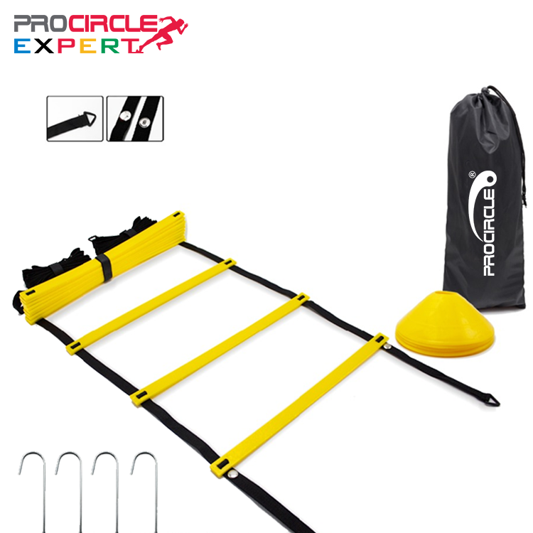 Procircle Besting Selling Cones Speed Agility Ladder