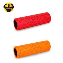 RAMBO Manufacture Wholesale Price Hollow Yoga Training Pilates Massage Eva Grid Foam Roller