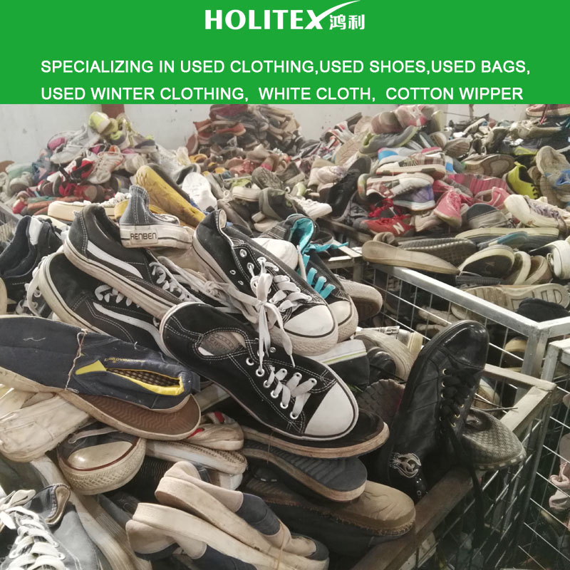 wholesale second hand clothes and bags and used athletic shoes for African markets