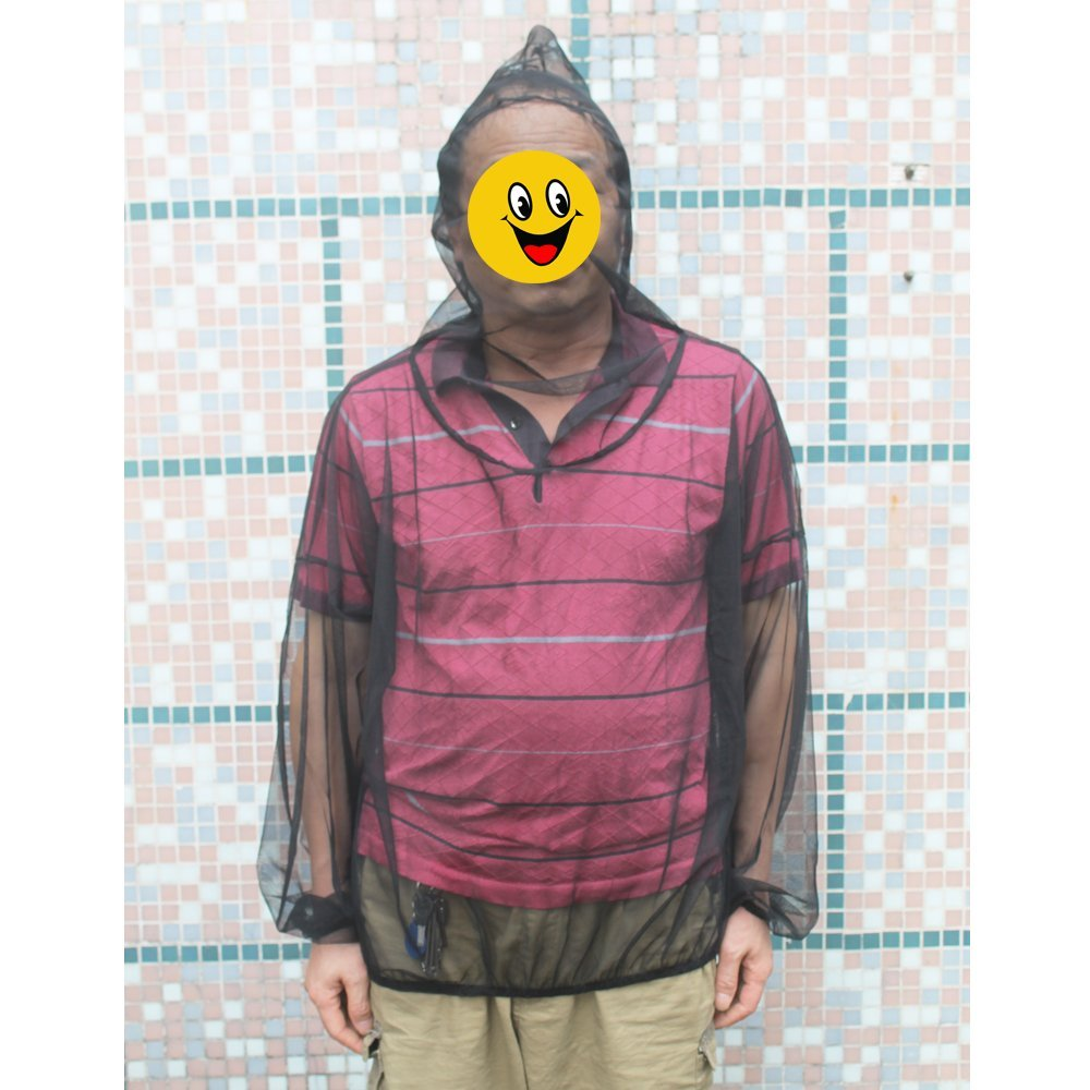 Insect Jacket Bug Jacket Mosquito Jacket Mesh Jacket Against Mosquito and Insect- No Pants