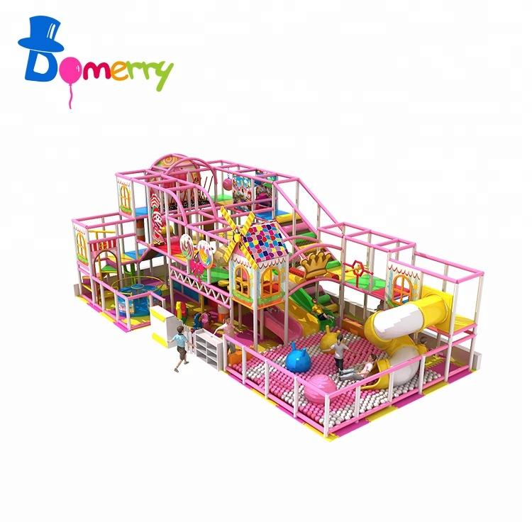 Trẻ em hấp dẫn phiêu lưu trẻ sân chơi trong nhà ...