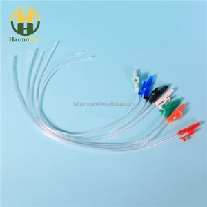 Hot sale professional high quality popular different types closed Suction Catheter 10