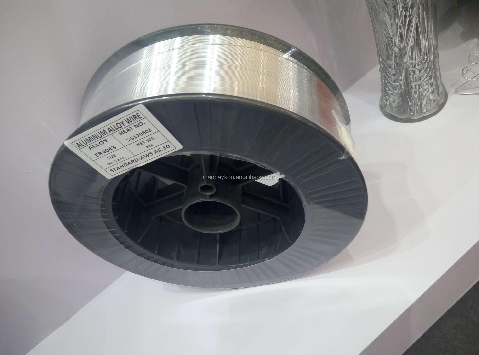 2 x aluminium mig fil de soudage 5356-1.0mm x 0.5kg