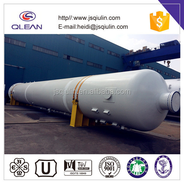 Pressure Vessel Air Cooling Tower for Air Liquid, ASME NB registered