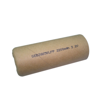 lifepo4 26650 rechargeable battery 3.2v 2200mah