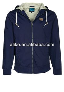 ALIKE Good Quality Nylon Taslon Jacket For Men / Nylon Taslon Jacket