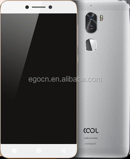 "Cheapest Letv Cool 1 Dual Leeco Coolpad Cool1 Snapdragon 652 3GB RAM 32GB Mobile Phone 5.5 FHD 13MP Dual Cameras Fingerprint ID"""