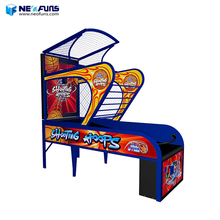 New Arrival Electronic Basketball Game Amusement Machine,Basketball Coin Games