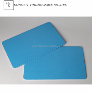 Custom Cutting Board Flexible Plastic Chopping Blocks 100% Food Grade Melamine Board for Kitchen