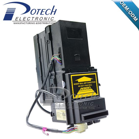Bill Acceptor Ict A6 Bill Validator For Arcade Vending Machine Crane  Machine - Buy Ict A6 Bill Acceptor,Bill Acceptor Bv20,Bill Acceptor Bv20  Ict A6