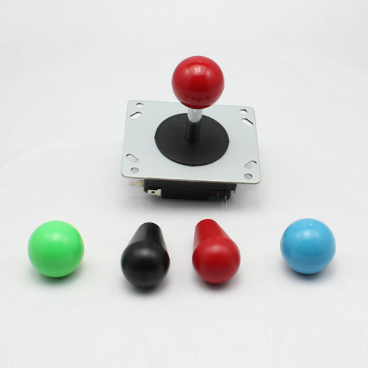 Professional Manufacturer Flight Simulator Joystick Arcade Parts
