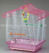 cheap decorative wire bird breeding cages Metal Parrot Cage