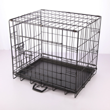 The most wonderful pvc coated chain link dog kennel with wheels
