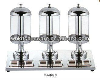 Deluxe Hotel bottled drinking water hand pump dispenser