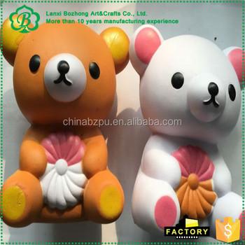 Squishy Toys Europe : Japan Kawaii Squishies Soft Slow Rising Bear Squishy Oem Bloom Squishy Toys - Buy Japan Kawaii ...