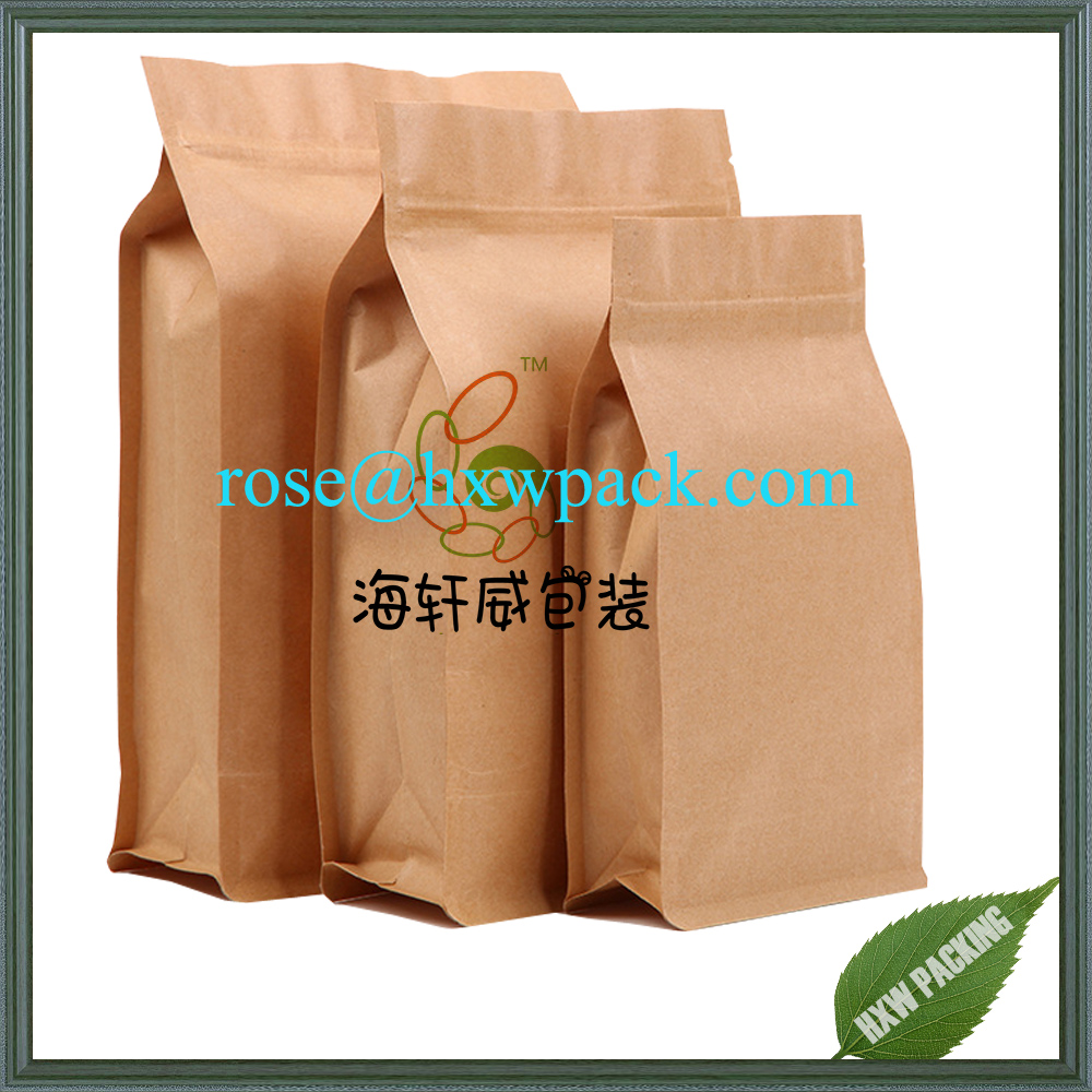 Buying brown paper bags