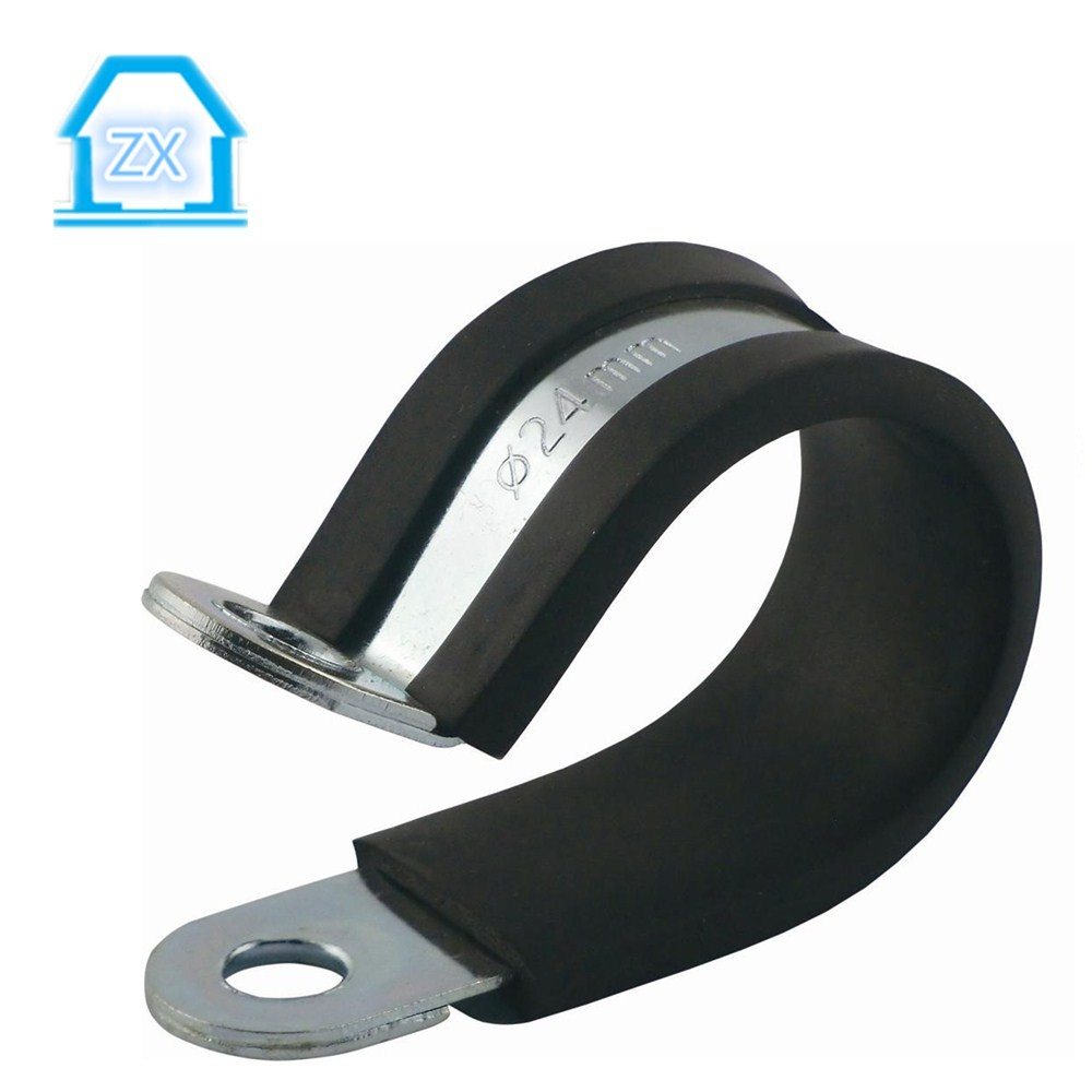 Adjustable rubber tube hose clamps buy overhead line