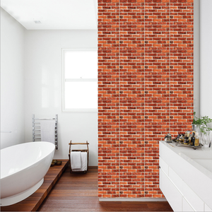 soft wallcovering KTV/art room/interior decoration soundproof Brick Stone Foam 3D wall sticker