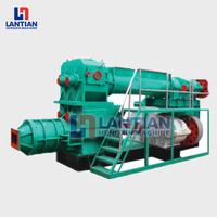 Sand Block Vacuum Extruder for Clay Brick Making Machine