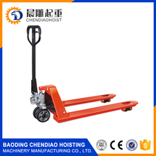 hand operated hydraulic jack lift 3ton pallet truck