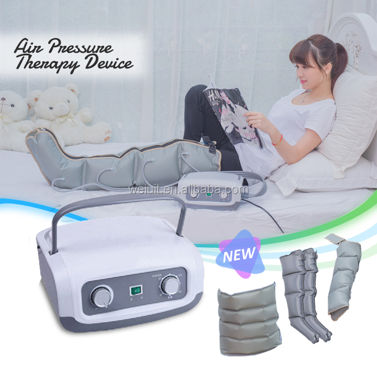 Personal Body Care Electric Air pressure Massager Machine for Pressotherapy Lymphatic Detox