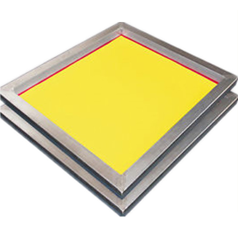 low price customized make screen printing frame from gold-up