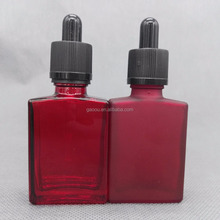 30ml 50ml glass dropper bottles for olive oli