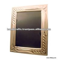 NICKEL SILVER PICTURE FRAME 13 X 18