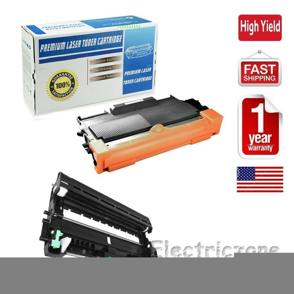 Ledona 2 High Yield Tn450 Dr420 Toner Cartridge & Drum For Brother Tn420 Hl-2270Dw