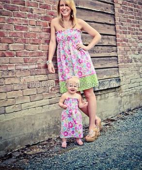 Abiti da cerimonia per mamma e figlia
