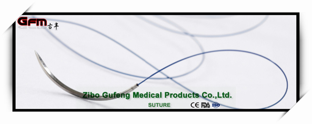 silk sterile suture pack