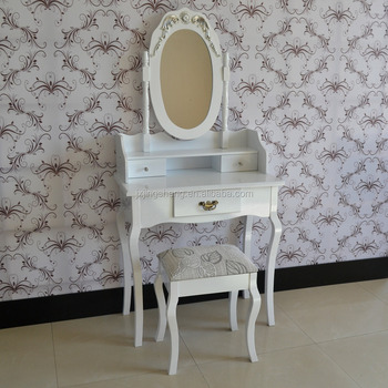 Bedroom Wholesale Wooden White Makeup Small Vanity Table - Buy Small Vanity  Table Product on Alibaba.com