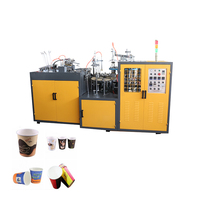 Attractive Prices New Type akr double side paper cup plate forming machine, paper cup making machine price in coimbatore