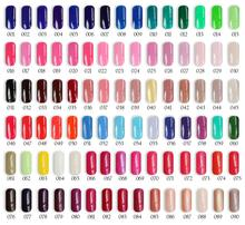 free shipping 6pcs VOG fashion color gel polish 15ml 268 beautiful colors for choice