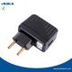 Travel Wall Plug In 5V 300mA 500mA 1000mA MP3 MP4 Power Supply For Mobile Phone USB Charger
