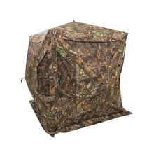 Factory direct 잘 팔리는 2 man 휴대용 사냥 눈 먼 real tree camouflage 600D all 날씨 땅 사냥 <span class=keywords><strong>텐트</strong></span> 대 한 야외
